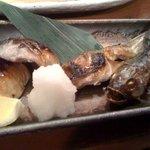 居酒屋 うり坊 - 秋刀魚とハタハタ