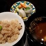 柚こう - 2015.8 食事セット