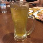 栄翔 - 緑茶ハイ