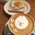 珈琲新鮮館 - おはようございます