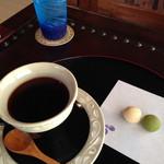 茶ぁーやー - コーヒーとちんすこう