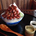 茶ぁーやー - 沖縄ぜんざい