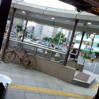 阪神福島駅ほんますぐ!