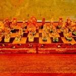 シリンゴル - モンゴルのチェス