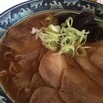 ほしの希 - 料理写真:チャーシュー麺(醤油)