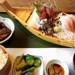 日本料理 いな穂 - 刺身御膳