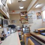 中国四川料理 仁 - 店内の様子