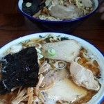 ケンちゃんラーメン - 2015年9月2日
