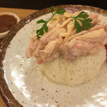 泰式鶏飯食堂 鳥ふじ -