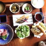 てんぬま - 彩り御膳