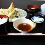 海舟 - テンプラ定食