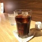 カフェ スケッチ - アイスコーヒーをセットして、950円はリピートしそうです
