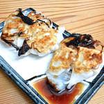 担々麺 雷伝 - 焼餃子