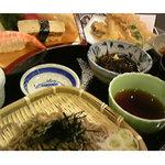 たむら - 夜のお膳メニュー(美味御膳 2100円)