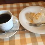 ビストロ Be屋n - コーヒー・デザート