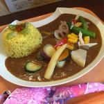 ビストロ Be屋n - 季節の野菜カレー