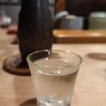 和さび - 冷酒