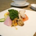 グランドプリンスホテル京都 中国料理 桃園 - 料理写真:前菜の盛り合わせ