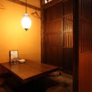 【寛ぎ】大人気の完全個室