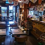 Mura Bar - Mura Bar @葛西 woody 店内