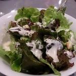 Mura Bar - Mura Bar @葛西 セットで選んだサラダはシーザーサラダ風