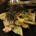 旬肴居酒屋 味人 - AJITOの白菜サラダ680円