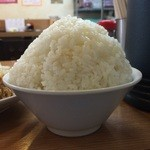 中華料理ぐら - ご飯大プラス50円