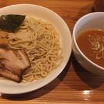 麺屋 武吉 - こってりつけ麺です☆ 2015-0720訪問