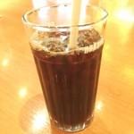 ドトールコーヒーショップ - アイスコーヒー(S) 220円。