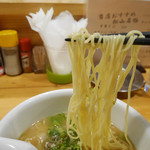 41477004 - 中華そばの麺