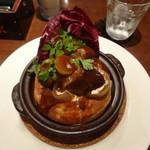 ブリーズィーカフェ - 絶品牛タンシチュー(1,880円)