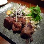 鉄板焼 天 - 特選和牛サーロインステーキ☆