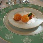 レストラン タテル ヨシノ 銀座 - アペリティフ