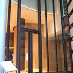 レストラン タテル ヨシノ 銀座 - お店の外観