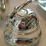 レストラン タテル ヨシノ 銀座 - バター