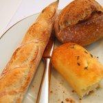 レストラン タテル ヨシノ 銀座 - パン