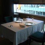 レストラン タテル ヨシノ 銀座 - 個室