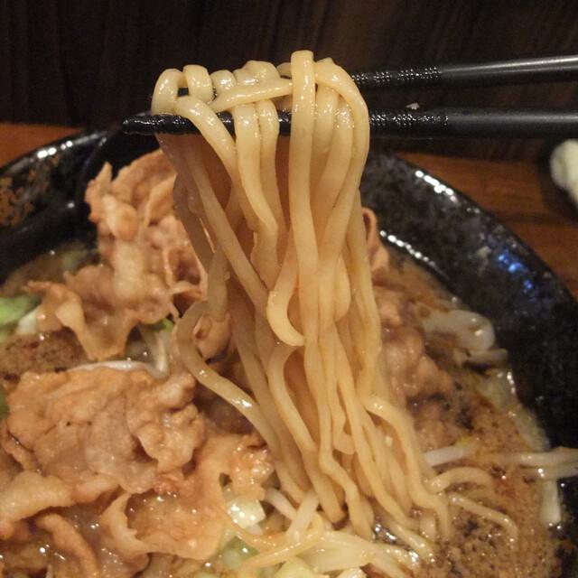 麺屋わっしょい - 麺UP