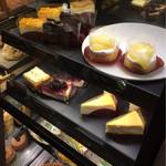 スターバックス・コーヒー - ニューヨーク☆チーズケーキもスターバックスらしくイイですね