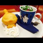 Muminhausukafe - 料理