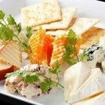 Marmaris (マーマリス) - チーズ盛り合わせ