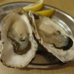 かき小屋フィーバー - 生牡蠣