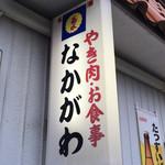 なかがわ - なかがわ(高知県須崎市)看板
