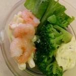 はま寿司 - エビサラダ 150円