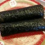 はま寿司 - 納豆巻 100円