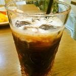 カフェデュモンド NOCTY溝口店 - アイスコーヒー
