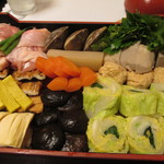 Mimiu - うどんすき(夜、本店)