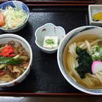 萬亭 - 料理写真:本日の日替 2015.8