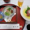 楠水閣 - 料理写真:前菜・刺身