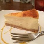 41491201 - ランチデザート-チーズケーキ